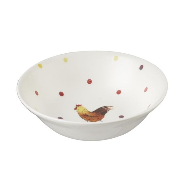 Miska Churchill China Alex Clark Rooster, 15,5 cm