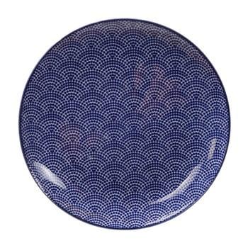 Farfurie din porțelan Tokyo Design Studio Dots, ø 25,7 cm de la Tokyo Design Studio