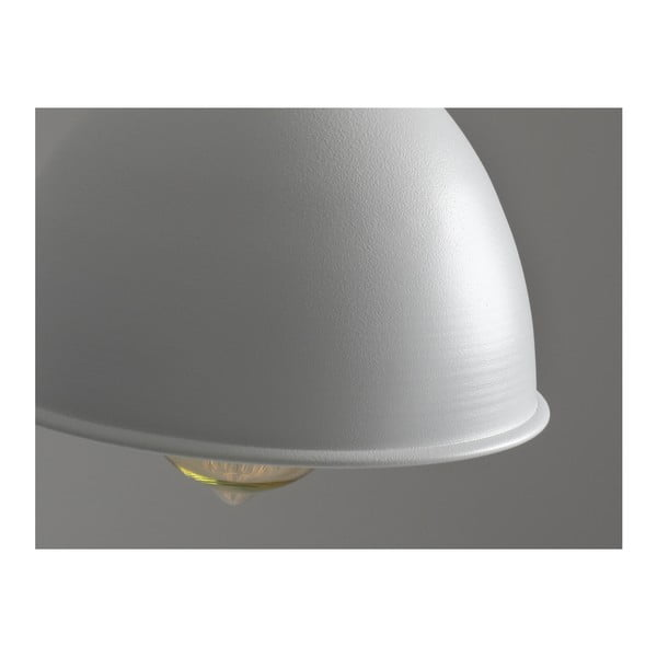 Veioză suspendată Custom Form Coben, alb