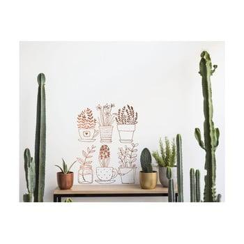 Autocolant pentru perete Madre Selva Plants