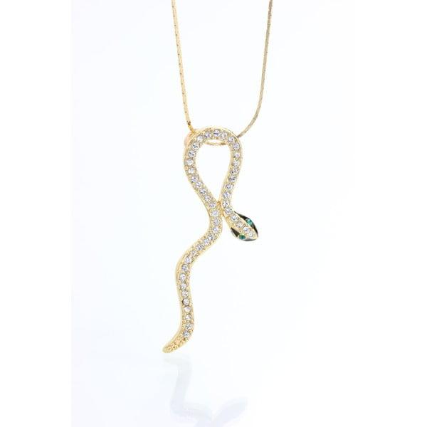 Snake aranyszínű nyaklánc - Laura Bruni