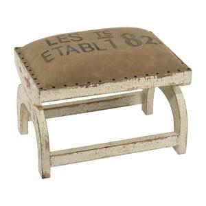 Stolička Wooden Brown, 51x36x53 cm