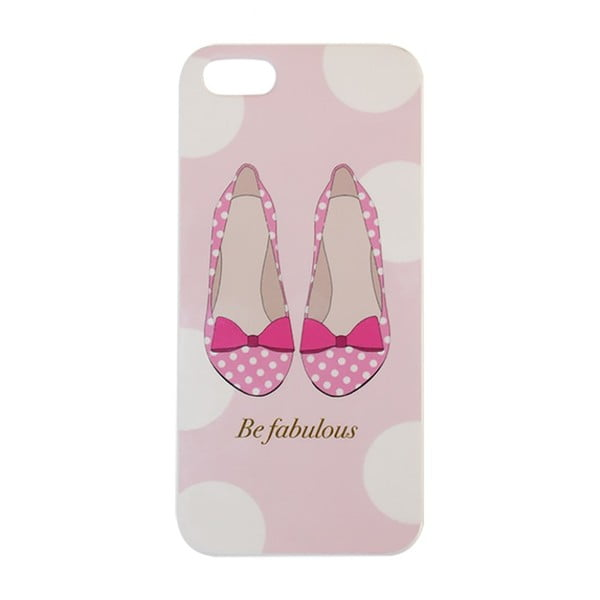 Obal na iPhone 5 Pastel Pink