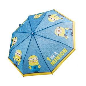 Umbrelă pentru copii Ambiance Minions Mini