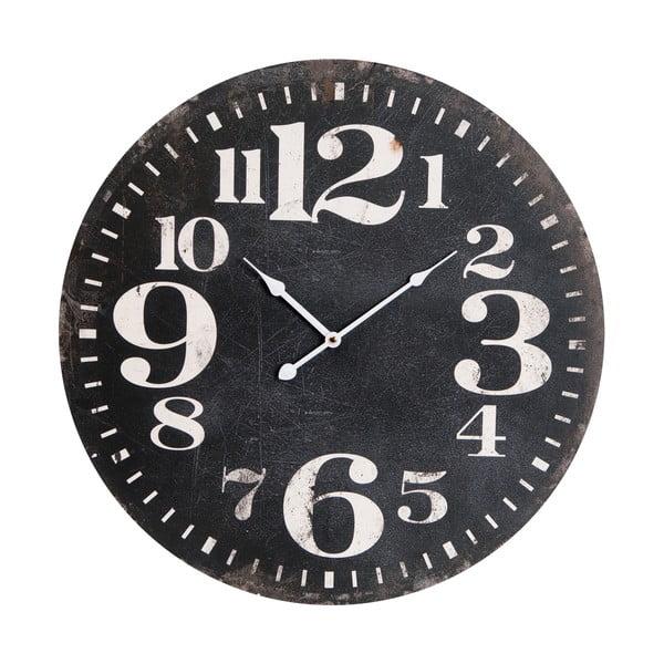 Nástěnné hodiny Antic Line Negro