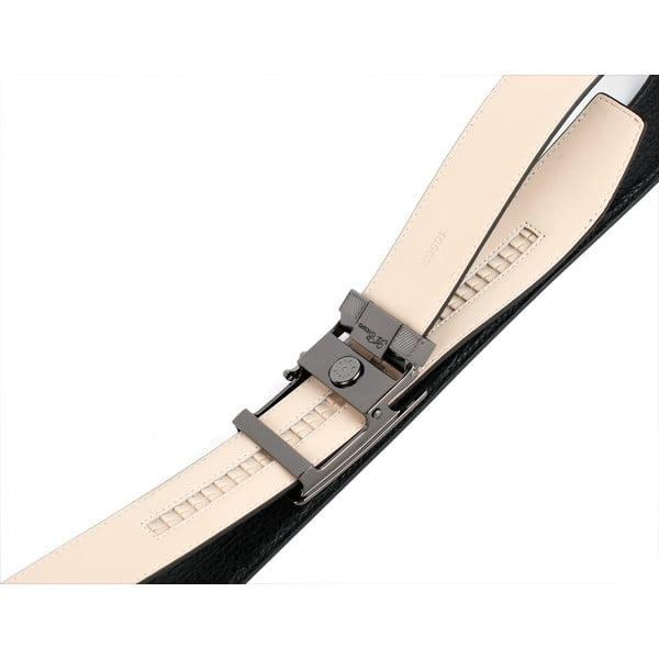 Dámský kožený pásek 38T19 Lila, 85 cm