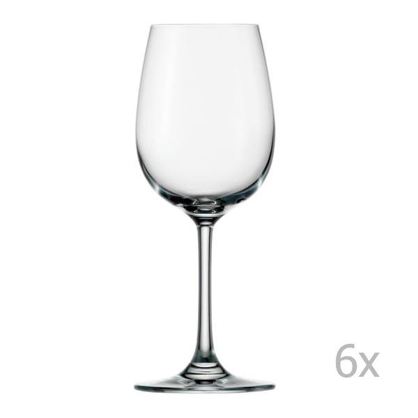 Sada 6 sklenic na víno Stölzle Lausitz Weinland Wine, 290 ml