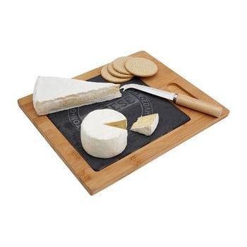 Set tocător servire brânzeturi și cuțit Premier Housewares Cheese de la Premier Housewares