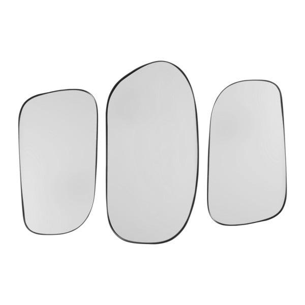 Sada 3 nástěnných zrcadel PT LIVING Concord