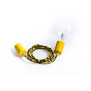 Stropní svítidlo Kolorowe Kable Loft Metal Line Honeybee