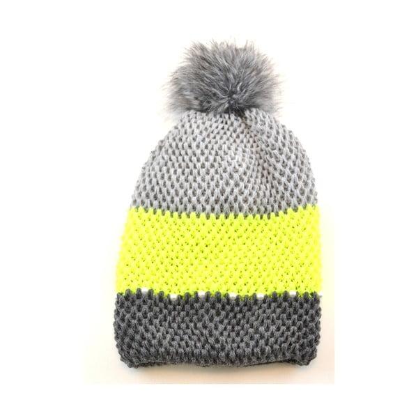 Dámská čepice Pasy Yellow