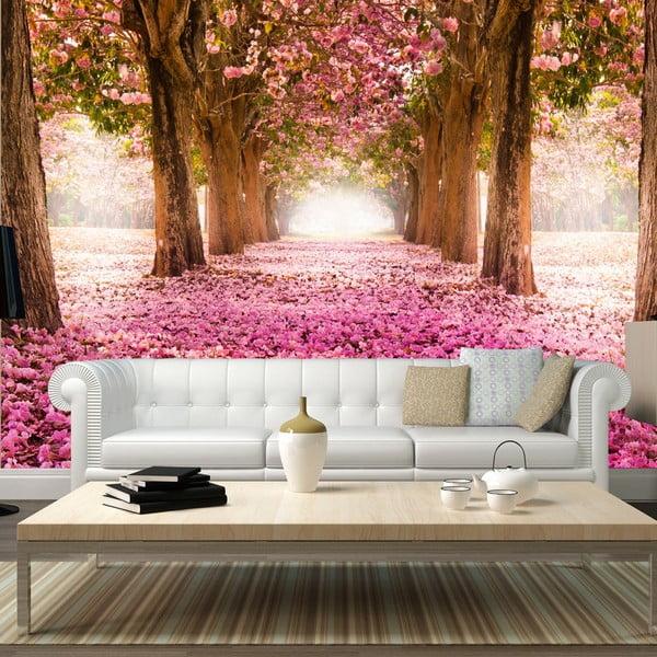 Velkoformátová tapeta Artgeist Pink Grove, 400x280cm