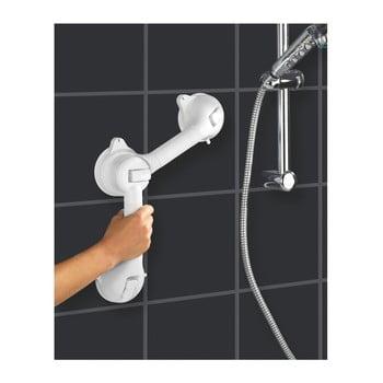 Mâner de siguranţă pentru cabina de duş Wenko Secura, 49,5 cm L, alb imagine