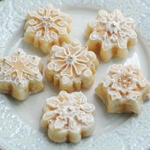 Formă pentru prăjituri Fulgi de nea