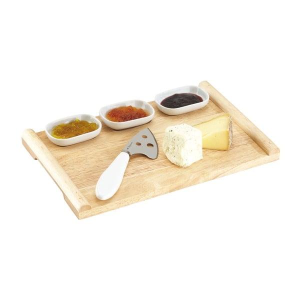 Set na sýry Cheese, 5 ks