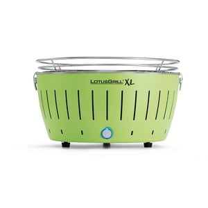Bezkouřový gril LotusGrill XL Lime Green