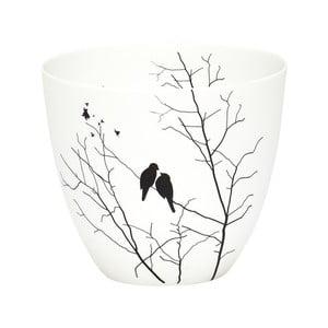 Porcelánový svícen Hübsch Avem