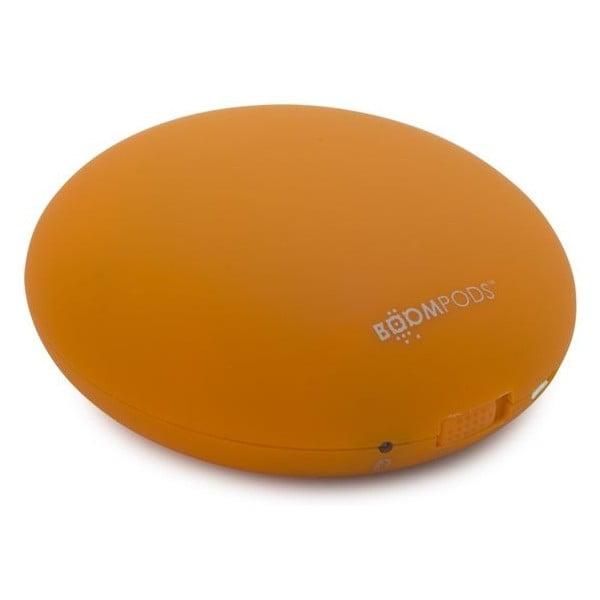 Přenosný speaker Downdraft, oranžový
