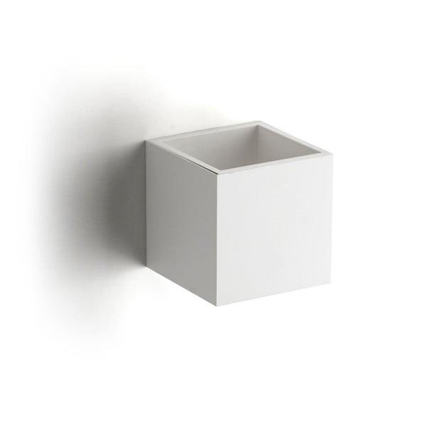 Nástěnná krabička Pixel Box, bílá