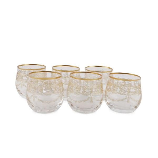 Zestaw 6 szklanek Nikiforos