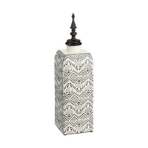 Vas decorativ din ceramică Ixia Mosaic