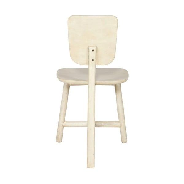 Sada 2 dřevěných židlí Roost Nature