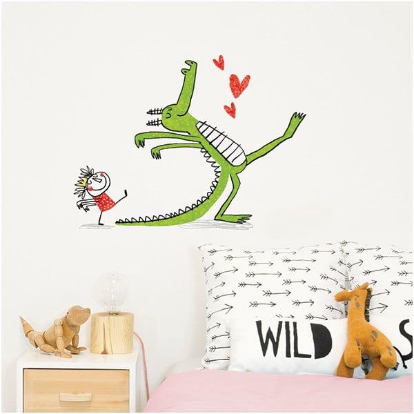 Dekorativní samolepka na zeď My Dragon