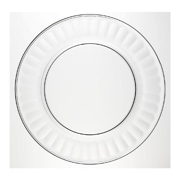 Skleněný talíř Puriness