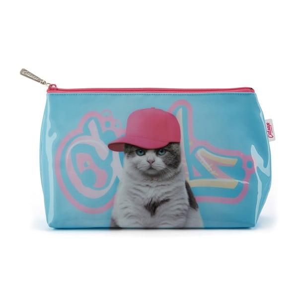 Toaletní taštička Graffiti Cat