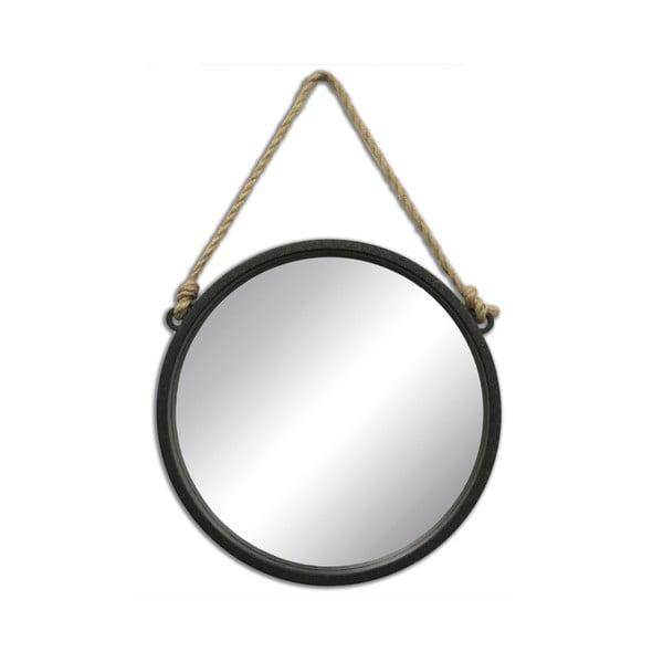 Nástenné zrkadlo Versa Fiona, ø 35 cm