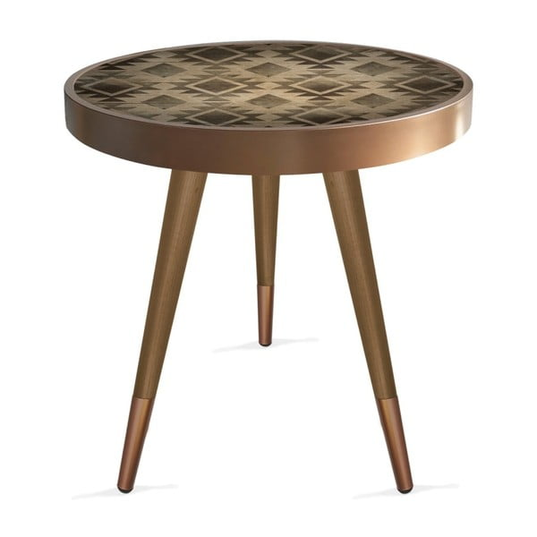 Stolik Rassino Tile Circle, ⌀ 45 cm