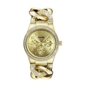 Dámské hodinky Brillante Gold, 38 mm
