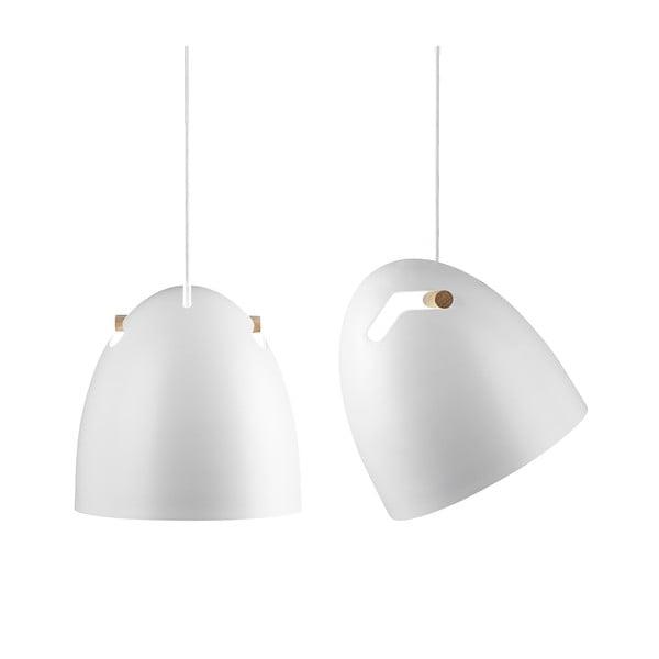 Závěsné svítidlo Bell+ 30 White