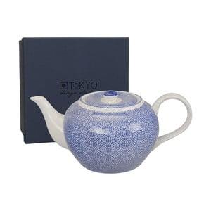 Porcelánová konvička Nippon Blue Dots, 1 l