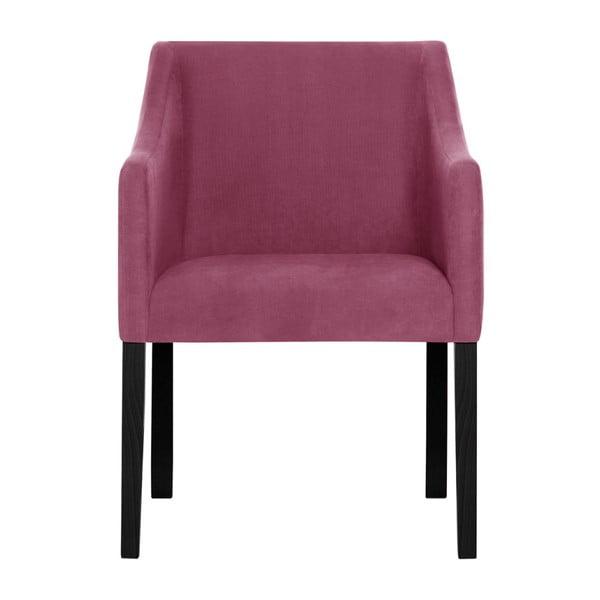 Růžová židle Guy Laroche Illusion