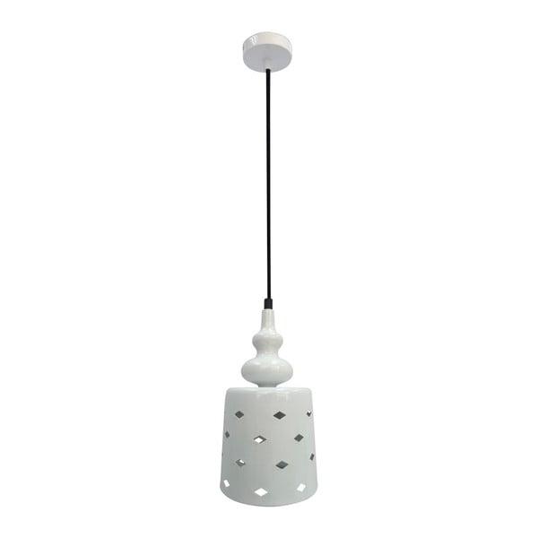 Světlo Candellux Lighting Hamp, bílé
