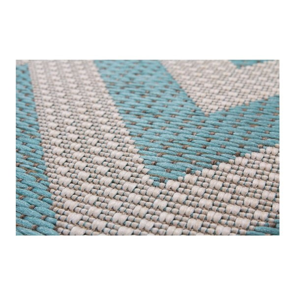 Koberec Tropical 350 Blue, 80x150 cm