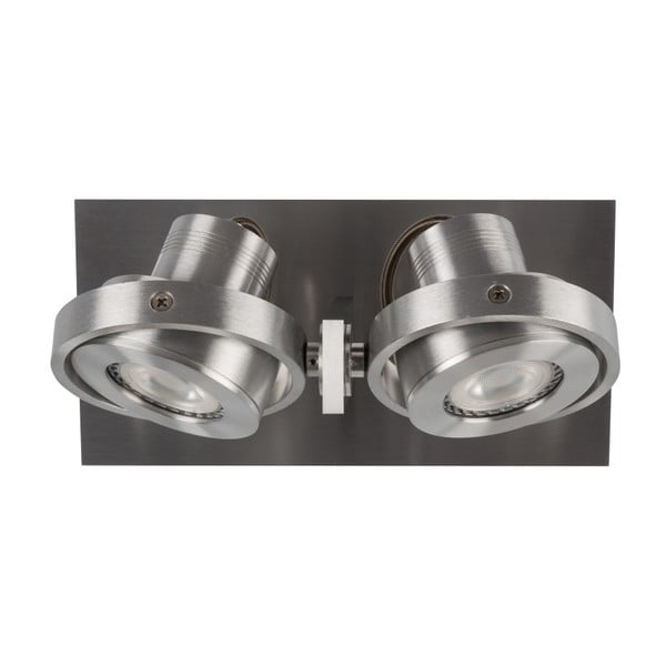 Luci2 ezüstszínű LED falilámpa - Zuiver