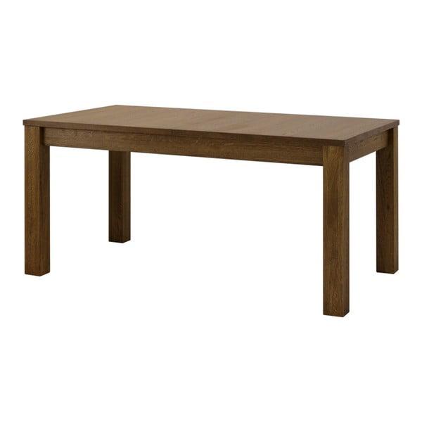 Rozkládací jídelní stůl  v dubovém dekoru Szynaka Meble Harmony