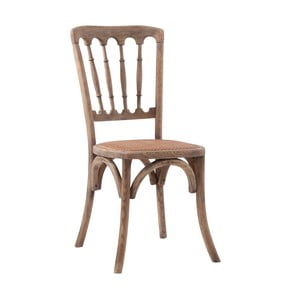 Jídelní židle z jilmového dřeva VICAL HOME Celle