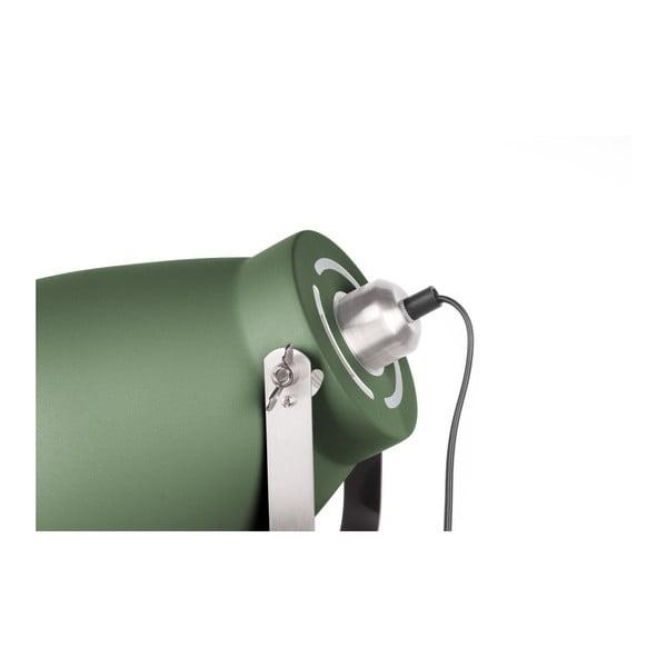 Zelená stolní lampa Leitmotiv Tristar