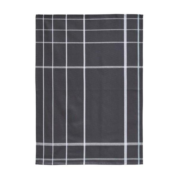 Garro sötétszürke pamut konyharuha, 50 x 70 cm - Zone