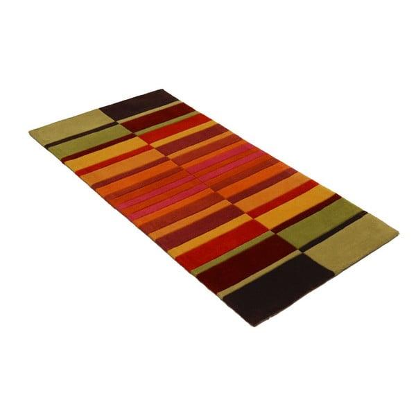 Koberec Happy 732 Red, 65x130 cm
