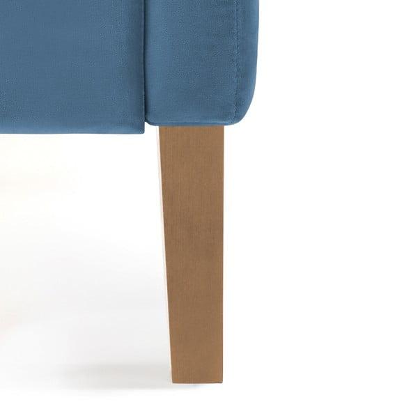 Pat Vivonita Kent Velvety, 180x200cm, albastru