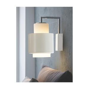 Bílé nástěnné svítidlo Herstal Y1949 White