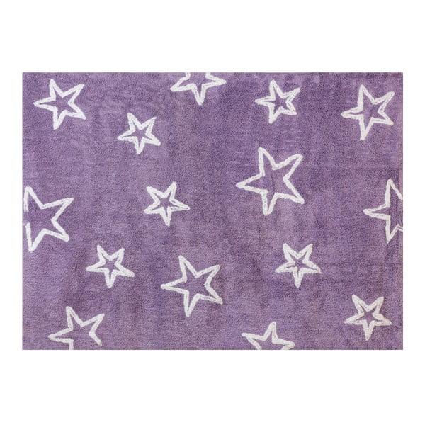 Koberec Estrella 160x120 cm, lila