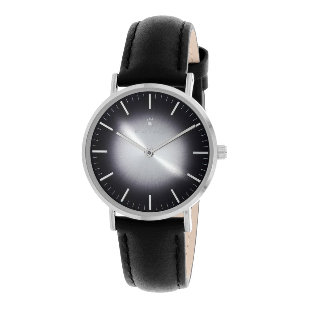 4eec1e7d0 Černostříbrné dámské hodinky Black Oak Hole   Bonami
