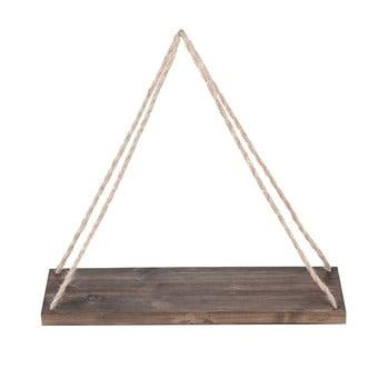 Raft suspendat din lemn Hang imagine