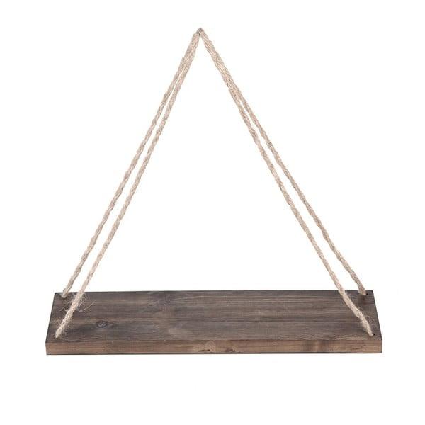 Raft suspendat din lemn Hang