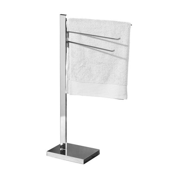 Kovový stojan na ručníky, 83 cm